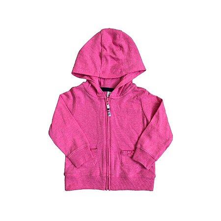 Casaco Malha CARTER'S Infantil Pink
