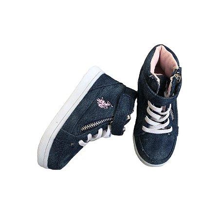 Tênis Jeans US POLO Infantil (novinho)