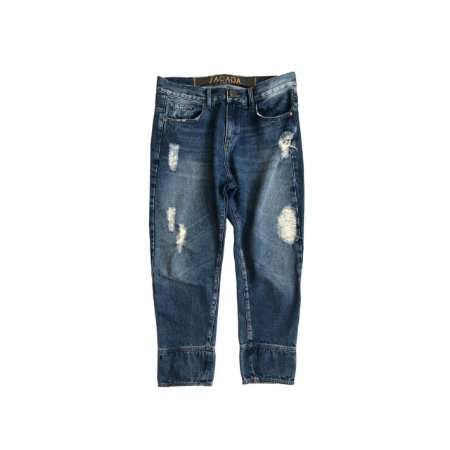 Calca Jeans SACADA Feminina Destroyed