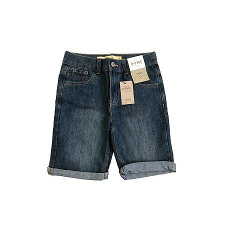 Bermuda Jeans DEMIN CO Infantil (com Etiqueta)