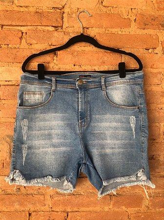 Shorts Jeans Marisa Claro