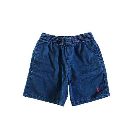 Shorts Ralph Lauren Azul Marinho