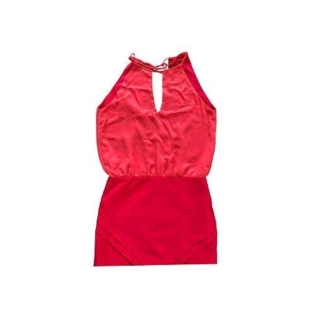 Vestido THELURE Feminino Vermelho