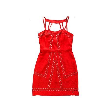 Vestido CARMIM Feminino Vermelho