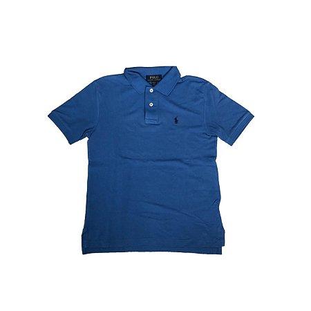 Camiseta Polo RALPH LAUREN Infantil Azul