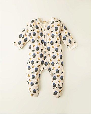 Pijama Bebe Malha Viagem Fabula