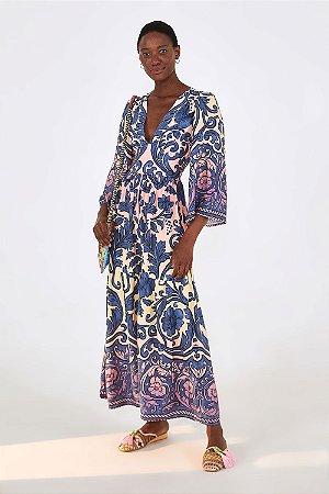 Vestido Cropped Ticiana Farm