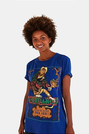 T-shirt Media Silk O Balance Farm