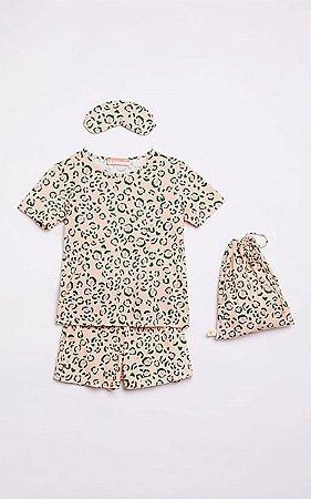 Pijama Conjunto Onça Fabula