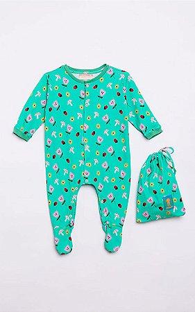 Pijama Bebe Malha Sementinha Fabula