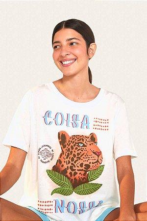 T-shirt Fit Coisa Nossa Farm