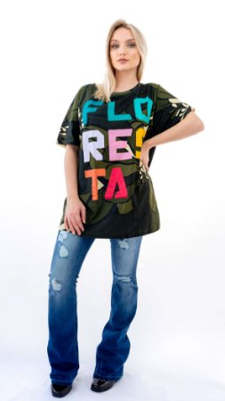 T-shirt Floresta Rainbow Farm
