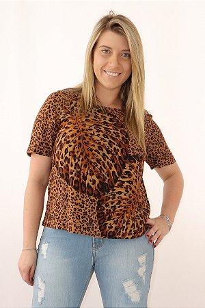 Blusa T-shirt Costela de Onça Farm