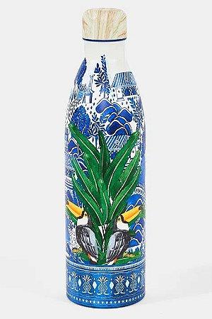 Garrafona Glub Glub Azulejo Macau 1L Farm