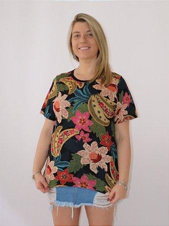 T-Shirt Flor de Banana Farm