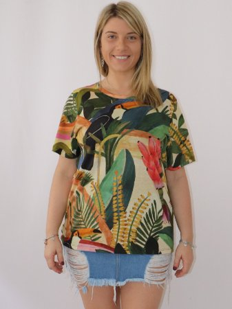 T-Shirt Floresta Legal Farm