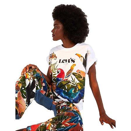 Camiseta Levis Graphic Boxy Farm