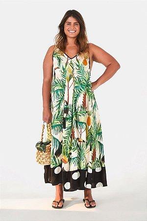 Vestido Cropped Abacatuba Farm