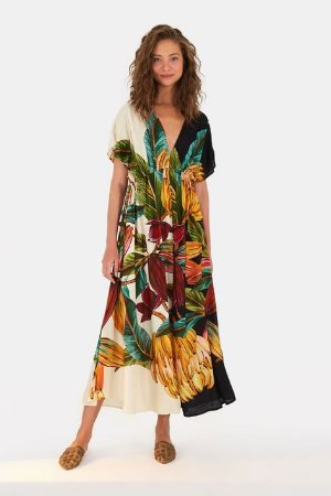 Vestido Cropped Cacau Banana Farm