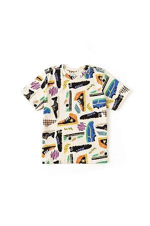 Camiseta Chuteira Fabula