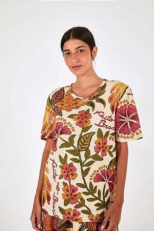 T-shirt Brasil Artesanal Farm