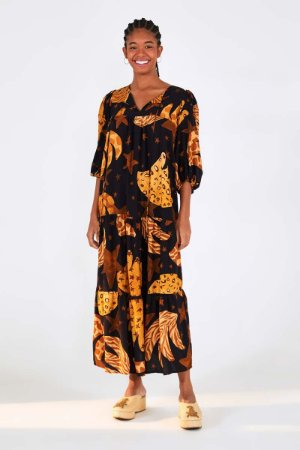 Vestido Cropped Alegria de Banana Farm