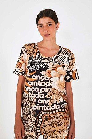 T-shirt Mix Selvagem Farm