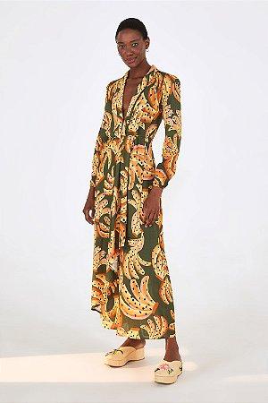 Vestido Cropped Chuva de Bananada Farm