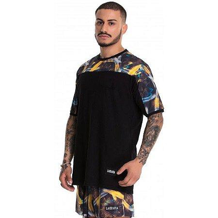 Camiseta Lamafia Clothing Resort Snakes