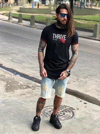 Camiseta Nifty Thrive Black