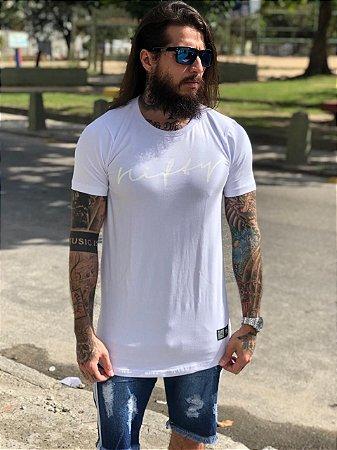 Camiseta Nifty UseNifty White/White