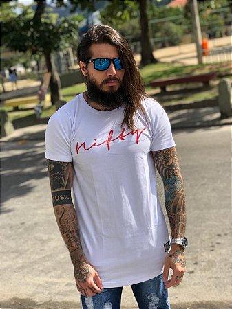 Camiseta Nifty UseNifty White/Red