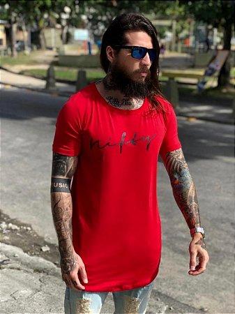 Camiseta Nifty UseNifty Red/Black