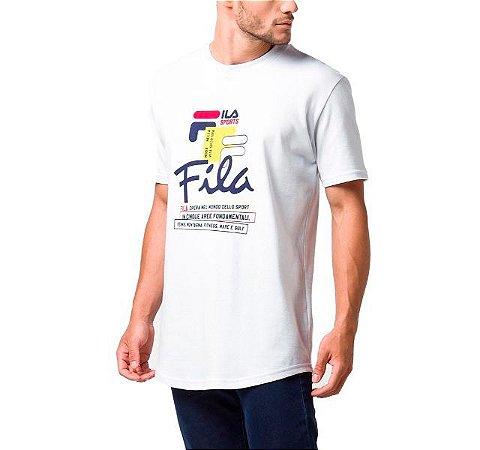 Camiseta Unisex Fila Logomania