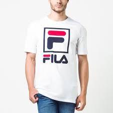 Camiseta Fila Mas. Stack Oversized II