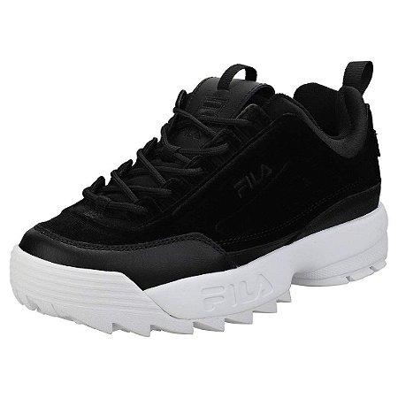 Tênis Fila Footwear Disruptor II Premium Velour