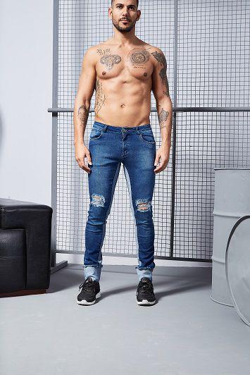 Calça Jeans Lamafia Skinny