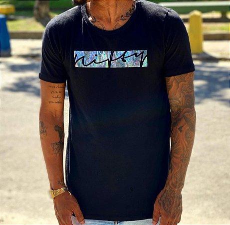 Camiseta Iridescent Sgnt Black