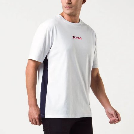 Camiseta Masc. Side Panel