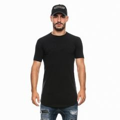 Camiseta Tudo Tranquilo T-Shirt Trad Winter Black