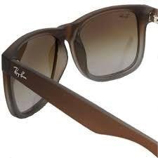 Óculos Ray Ban Justin Rb4165 Marrom