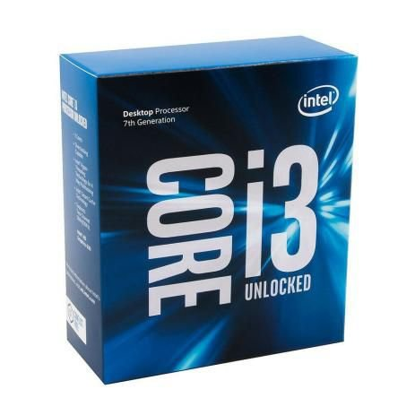 Processador Intel 7350k Core I3 (1151) 4.20 Ghz Box - Bx80677i37350k - 7ª Geração