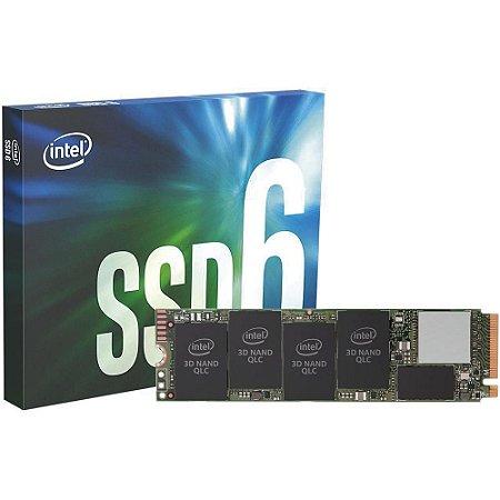 SSD INTEL SERIE 660P 512 GB M.2 80MM, PCIE 3.0 X4, 3D2, QLC - SSDPEKNW512G8X1