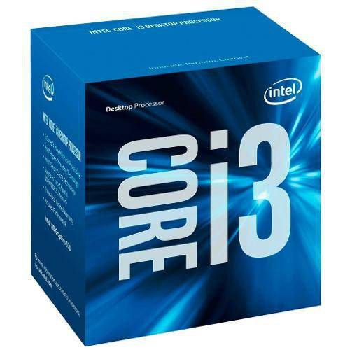 Processador Intel Core i3-6100 Skylake, Cache 3MB, 3.7Ghz, LGA 1151, Intel HD Graphics 530 BX80662I36100