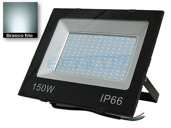 Refletor holofote de LED Mini Ligth 150W Branco Frio A Prova d'água