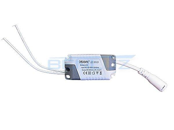 Driver LED Universal para plafon e spots 3W a 7W