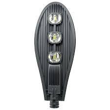 Luminária Pública Solar LED 150W Branco Frio