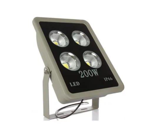 Refletor Holofote De LED Com Lente 200W - Branco Frio - IP66