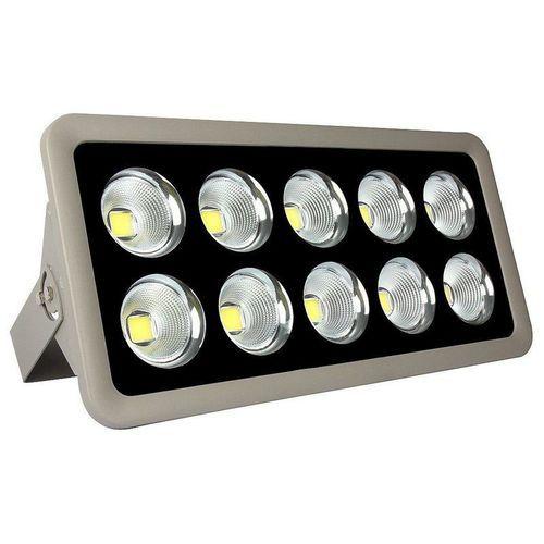 Refletor Holofote De LED Com Lente 500W Branco Frio - IP66
