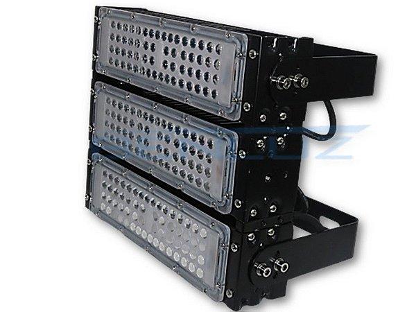 Refletor LED Modular 150W Branco Frio A Prova d' água